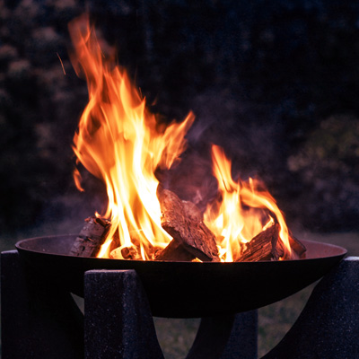 Outdoor Fire and Heating