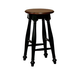 Sabrina Transitional Counter Height Stool, Set Of Two