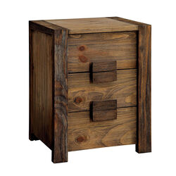 Aveiro Transitional Style Night Stand