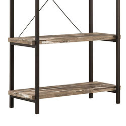 Bookcase With 4 Open Shelves