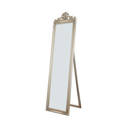 Standing Mirror, Champagne Gold