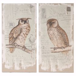Lilith Owl Prints- Set of 2