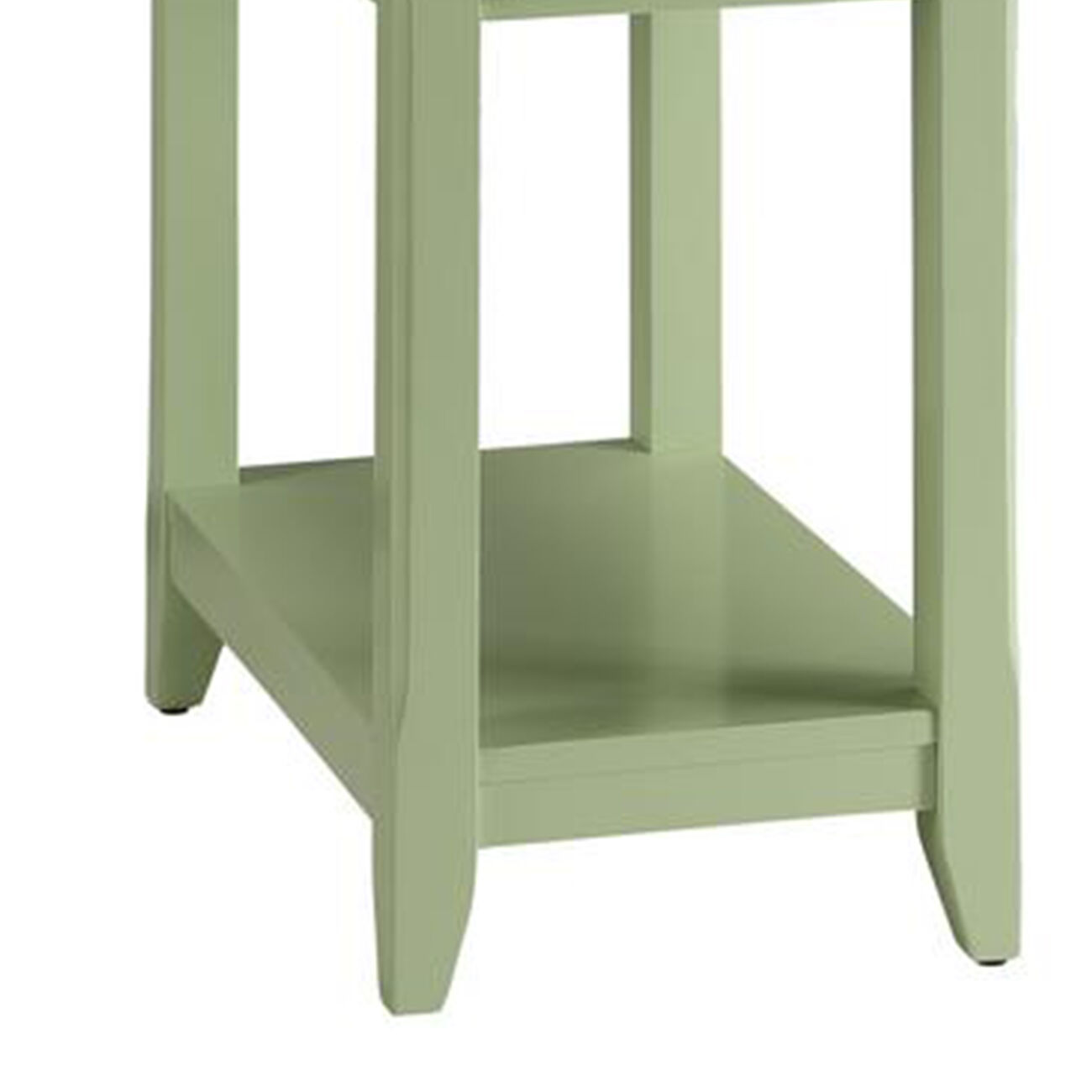 Amiable Side Table, Light Green