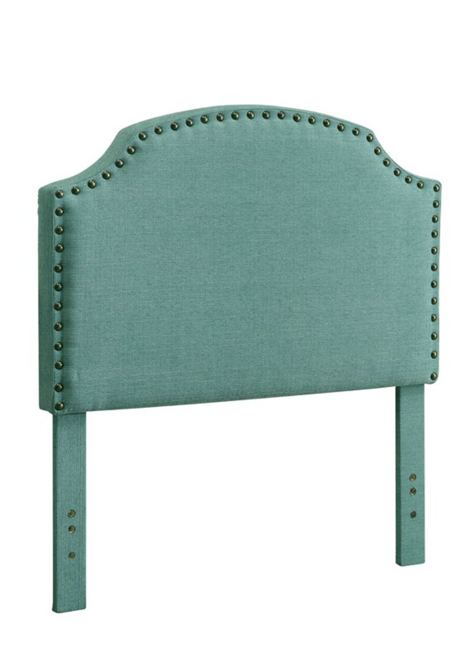 Hasselt King Headboard, Blue