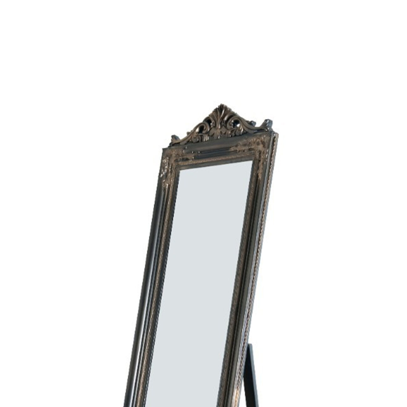 Standing Mirror, Copper