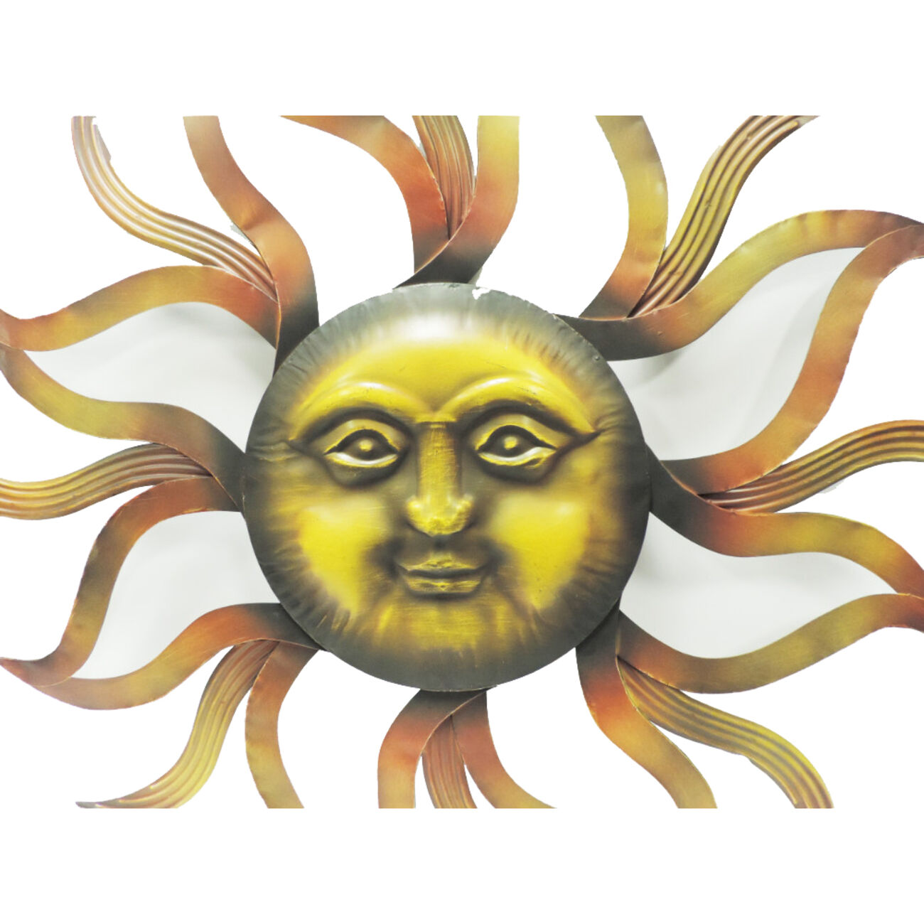 Sun Wall Decor, Metal